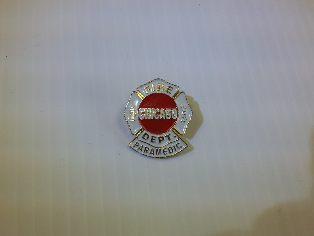 Chicago fire department paramedic pin shraders goods chicago fire department paramedic pin biocorpaavc