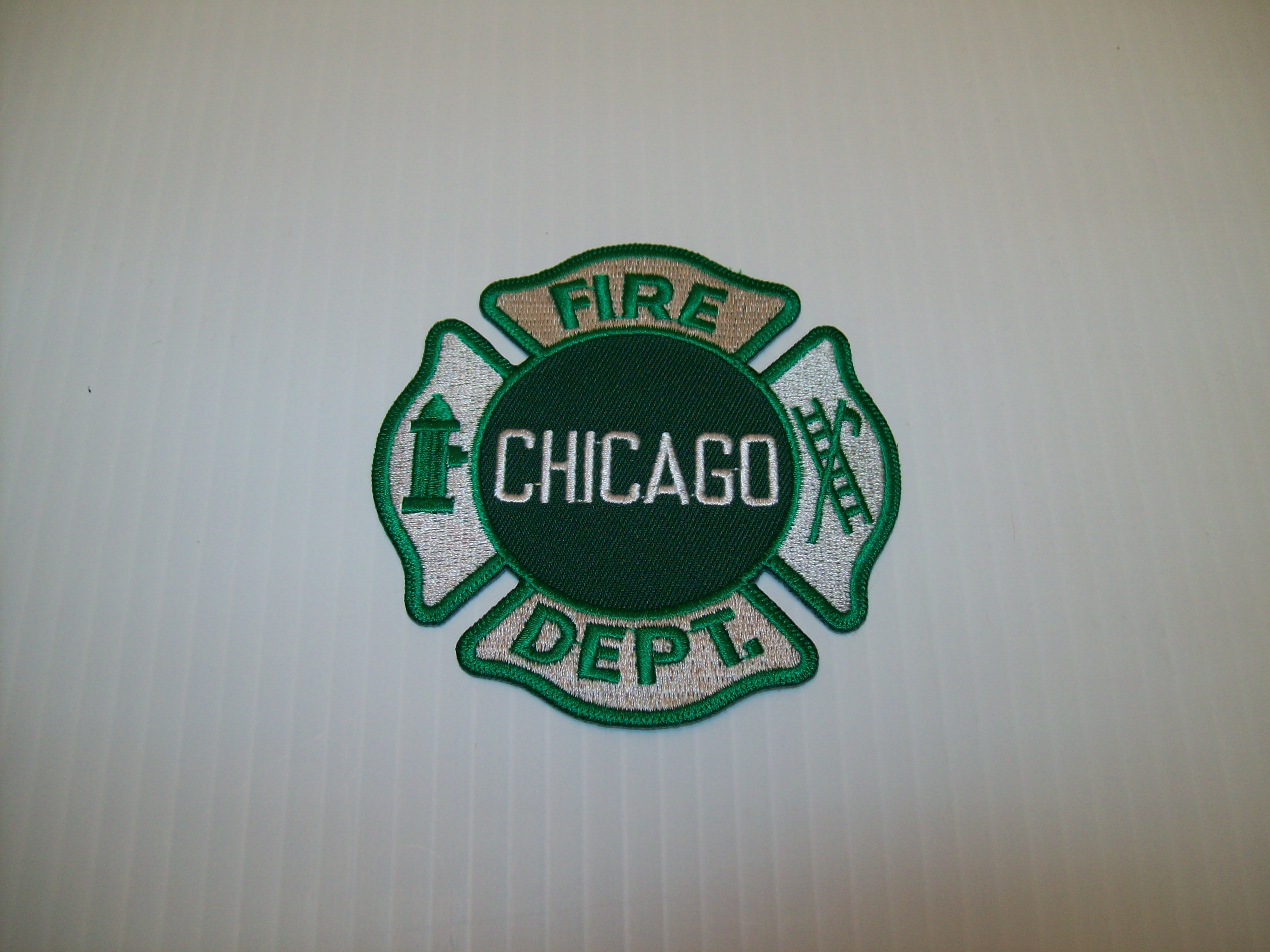 Chicago fire department maltese green shraders goods chicago fire department maltese green biocorpaavc Images