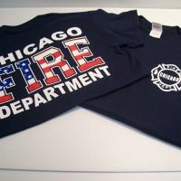 CFD American Flag Tee