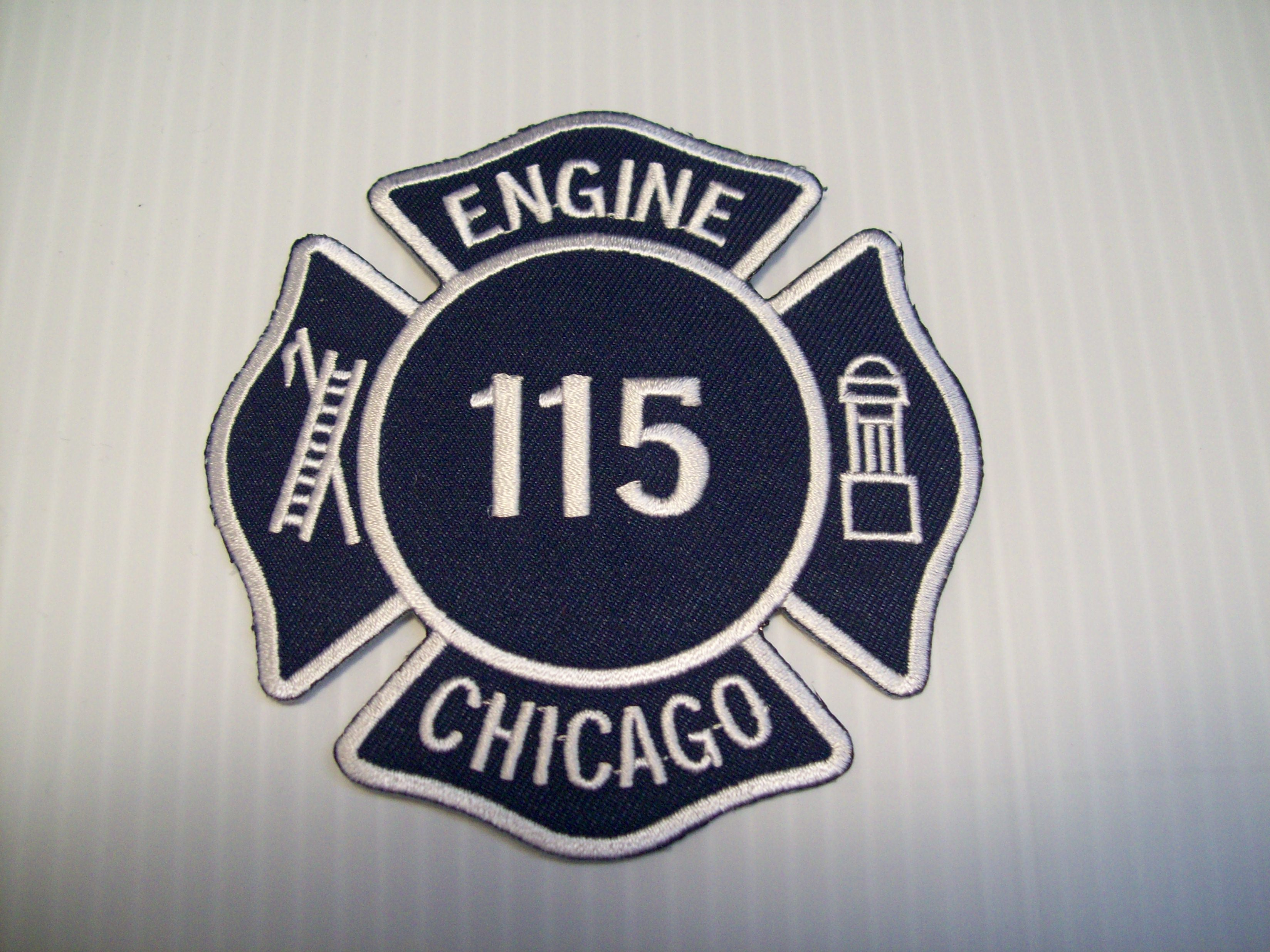 Chicago fire department eng 115 shraders goods chicago fire department eng 115 biocorpaavc Images