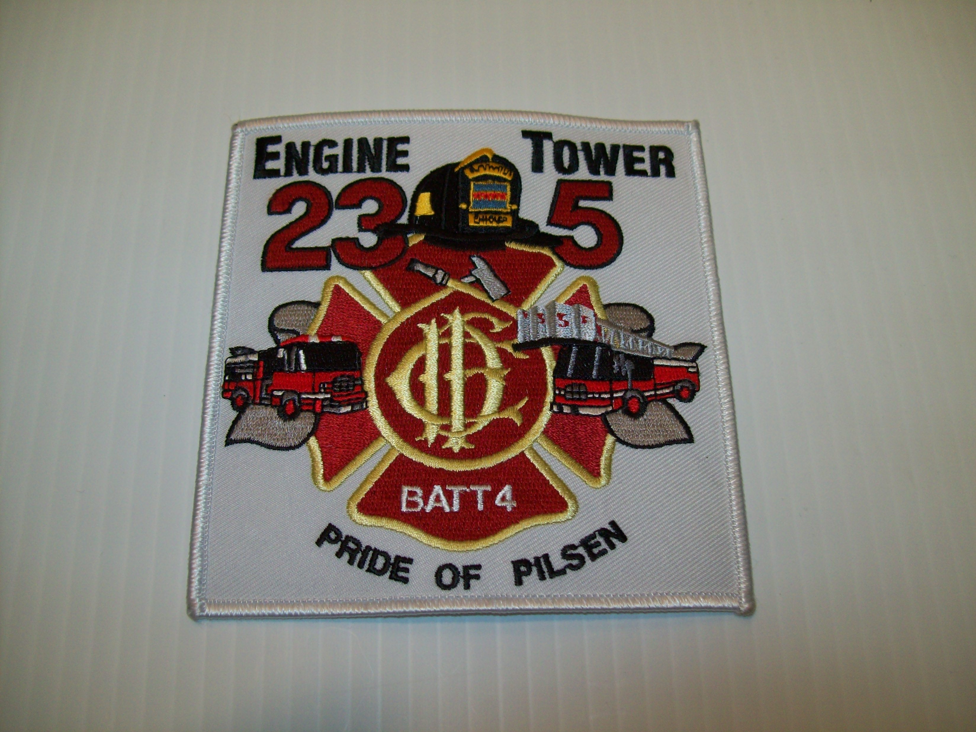 Chicago fire department engine 23 patch shraders goods chicago fire department engine 23 patch biocorpaavc