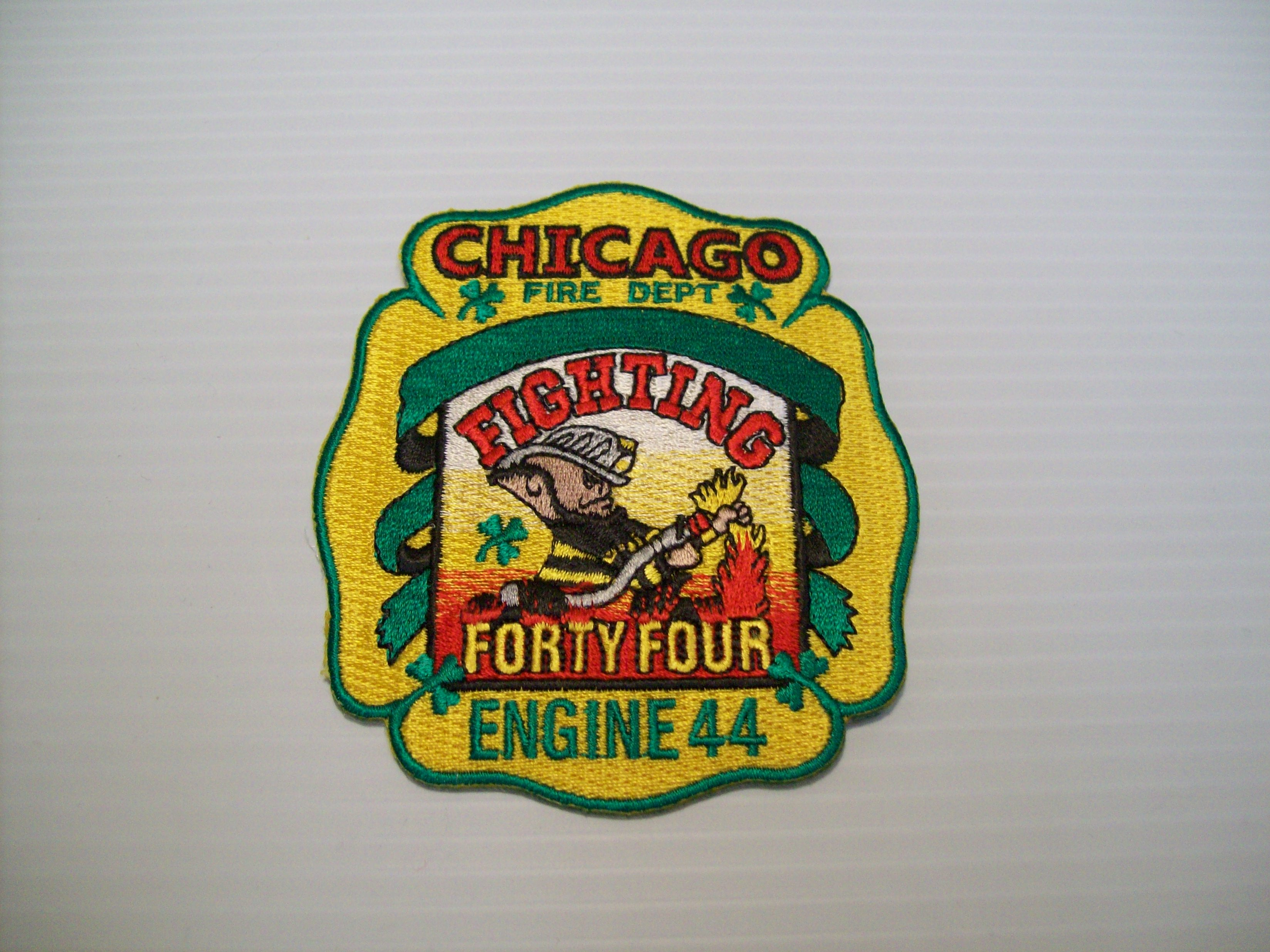 Chicago fire department eng 44 shraders goods chicago fire department eng 44 biocorpaavc Images