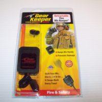 Gear Keeper Retractable Mic Keeper RT2-4022 Fire