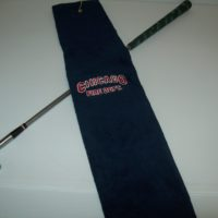 CFD Embroidered Golf Towel
