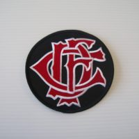CFD Letter Nest Patch Black 4.5″