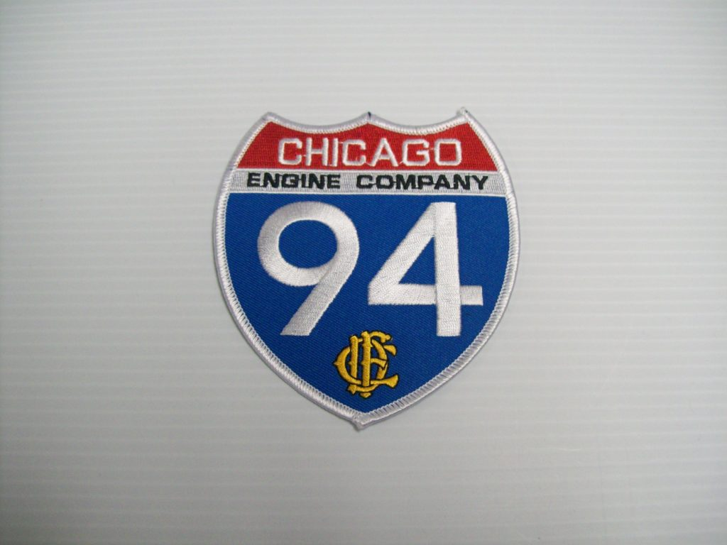 Chicago fire department eng 94 patch shraders goods chicago fire department eng 94 patch biocorpaavc Images